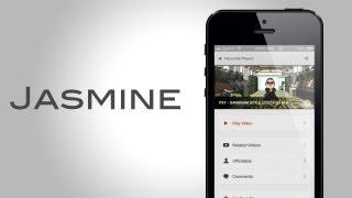 Jasmine - YouTube Client for iOS