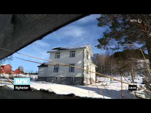 Jan Gunnar Hoff finner inspirasjon på Skjerstad (NRK Lørdagsrevyen)