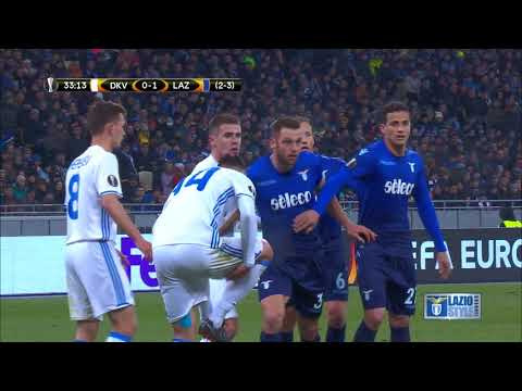 Europa League | Highlights Dinamo Kiev-Lazio 0-2