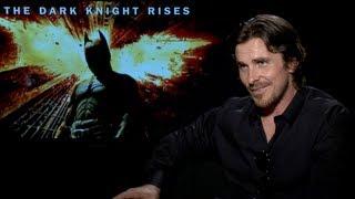 THE DARK KNIGHT RISES Interviews: Bale, Hathaway, Oldman, Freeman, Caine, Gordon-Levitt and Nolan
