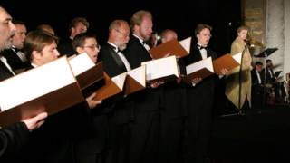 Male Choir of the Valaam Singing Institute By the