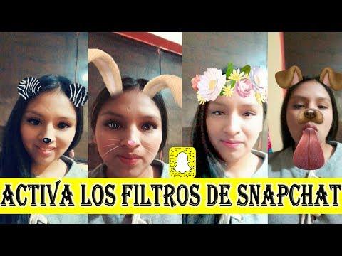 Aplicacion snapchat como funciona