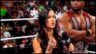 AJ Lee/Seth Rollins/Nikki Bella ~ Battle Scars