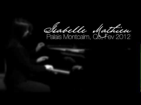 Rêverie op. 15 no. 7 de Schumann - Isabelle Mathieu, pianiste