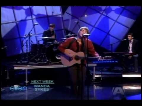 Candy - Paolo Nutini - Live on Ellen (better quality)