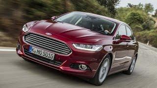 Proovisõit: Ford Mondeo