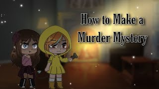 How to Make This Genre | Episode 2 | Murder Mystery