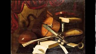 Joseph Bodin de Boismortier Cello Sonata No.2 Op.50 in G major, Herve Niquet