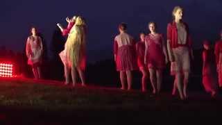Asker Kulturfestival  Nattevandring rundt Semsvann HD