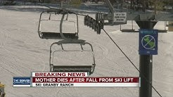 1 dead; 2 injured after falling from ski lift in Colorado