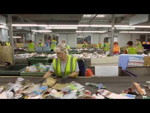 Milton Keynes Recycling Factory (MRF) 2016