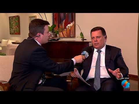 JMD (03/10/17) Primeira parte da entrevista do Governador Marconi Perillo