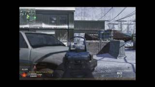Modern Warfare 2 - Last Stand Pro - True Cowards Way Out - Snipe the Sniper!