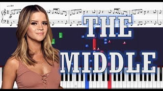 Download Lagu Zedd, Maren Morris, Grey - The Middle Mp3