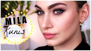 Mila Kunis Big Sexy Smokey Eyes | RubyGolani