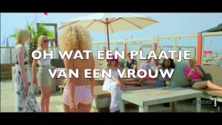 Plaatje van een vrouw - Tino & Dries /Het meezingteam  (meegezongen versie)
