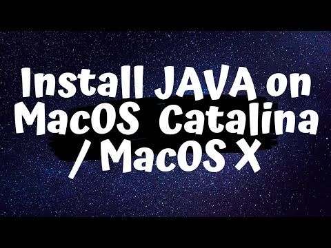 How To Install Java JDK On MacOS Catalina Or Mac OS X With JAVA_HOME Configuration - By Few Steps