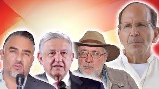 "Padre Solalinde: ""TENEMOS PRESIDENTE LEGÍTIMO"" ENTREVISTA EXCLUSIVA"