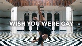 wish you were gay - Billie Eilish (Dance Video) | @besperon Choreography