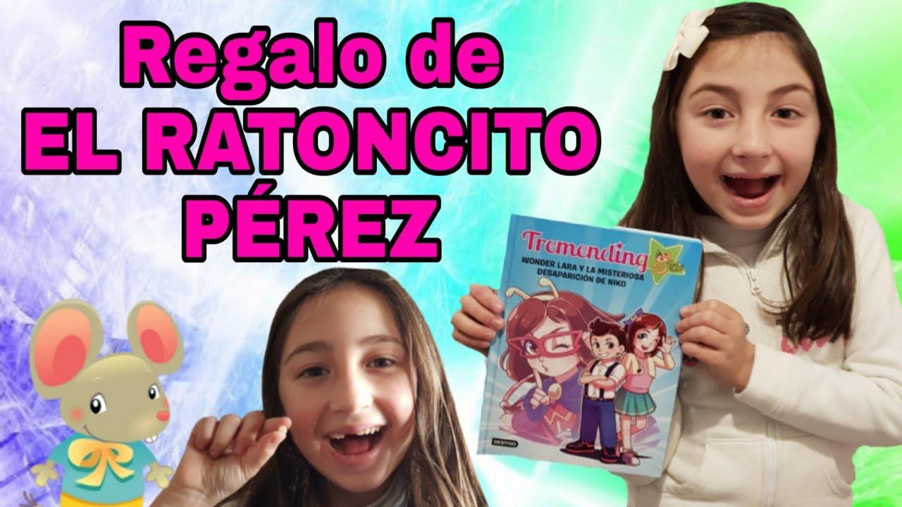 Tratado Acumulativo Puede soportar  LIBRO TREMENDING GIRLS - WONDER LARA - Regalo del RATONCITO PÉREZ!! -  PEQUEÑILANDIA - YouTube