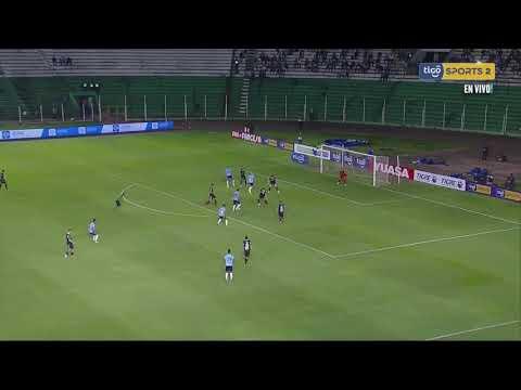 Blooming 3 - Bolivar 2   División Profesional del fútbol Boliviano
