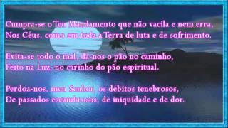 Oração de Silverio Horta (...Pai de todos aflitos deste mundo de escarcéus.)