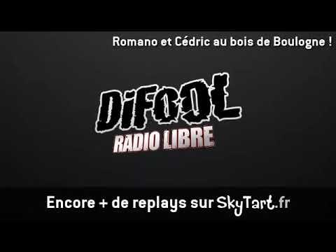 Radio Libre de Difool   11 05 2015 Spécial Bois de Boulogne