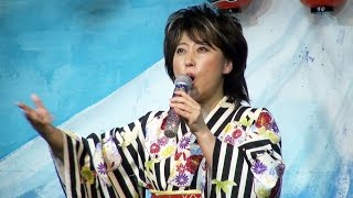 水谷千重子、フェスの構想明かす「明菜ちゃんに出てもらいたい」 新曲「曇りのち…」配信記念ミニライブイベント