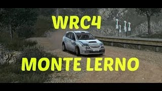 WRC4 ITALIAN RALLY STAGE MONTE LERNO
