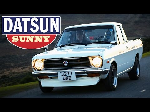 Is This Datsun Sunny The Best Pickup Truck Ever?