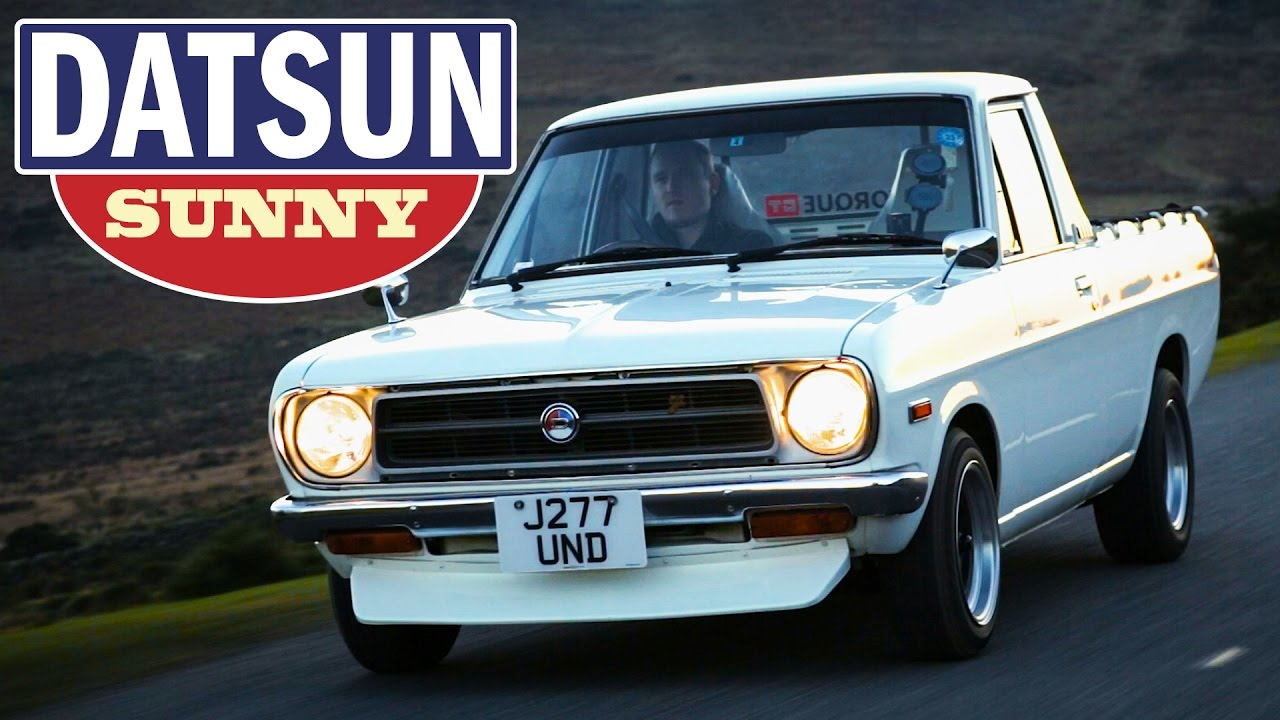 is this datsun sunny the best pickup truck ever? youtubeis this datsun sunny the best pickup truck ever?