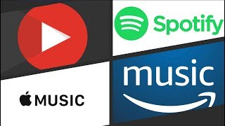 YouTube Music vs Spotify vs Apple Music vs Amazon Prime Music: FIGHT