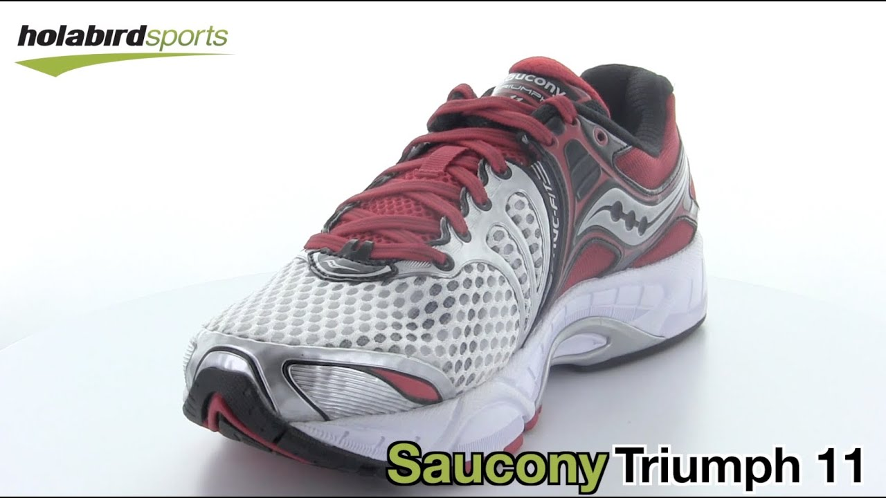 Running Shoe Preview: Saucony Triumph 11