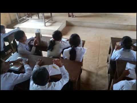 Learing English in Cambodia