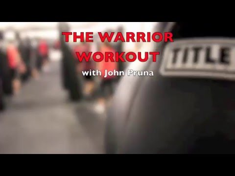 John Pruna // Title Boxing Club // POWERHOUR
