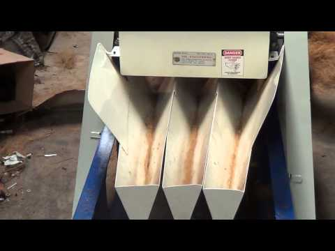 coir 3ply rope making machine demonstration video