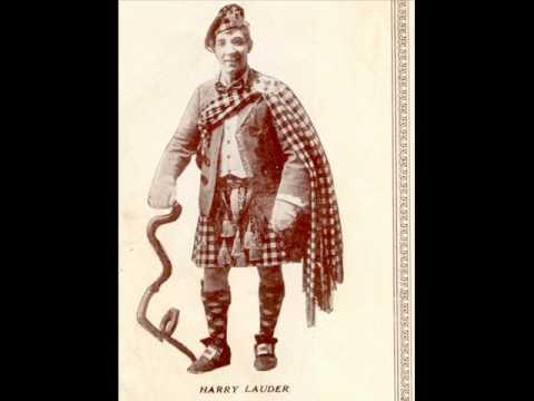Harry Lauder - Bonnie Leezie Lindsay (1910)
