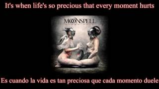 Moonspell   White Omega   Lyrics + Sub Español