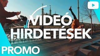 Reklámozz Videóval! Reklámfilm készítés vállalkozásodnak / Imázsfilm, Videó hirdetések / byKeresztes