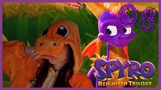 WHAT THE F, SPYRO? - Spyro Reignited Trilogy - Spyro The Dragon - Part 8