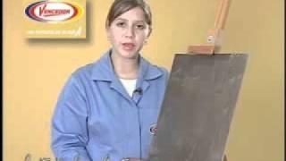 Técnicas Faux - Imitación Cuero