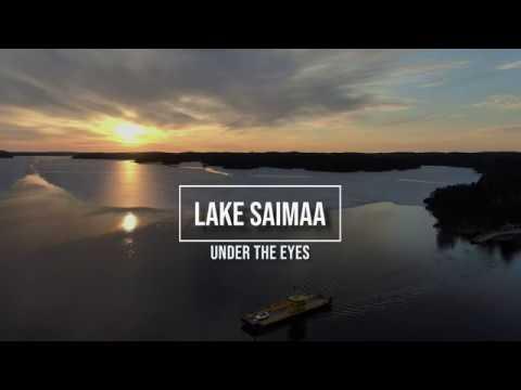 Lake Saimaa under the eyes