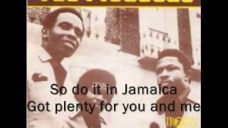 The Pioneers Jamaica Jerk Off Subtitulada inglès
