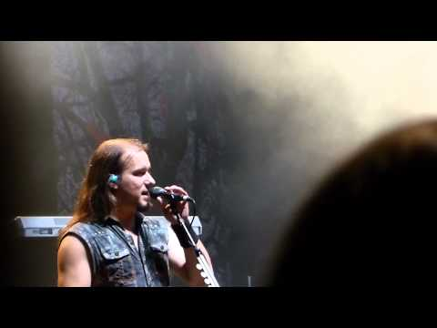Epica - Coen Janssen's speech @ Rio de Janeiro - 29 09 2012