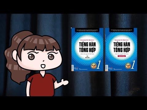 GIÁO TRÌNH TIẾNG HÀN TỔNG HỢP DÀNH CHO NGƯỜI VIỆT | Review sách tiếng Hàn | Shortie Is Here