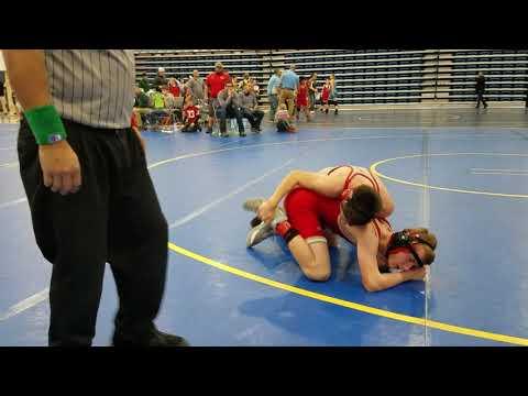 Van Wert vs. Columbus Grove match 5