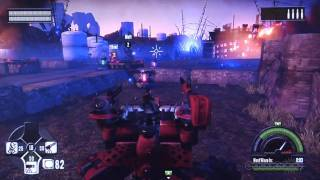 Trenched PAX East 2011 Gameplay Demo (Xbox 360)