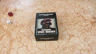 Space Marines Datacards Review Warhammer 40k