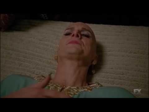 American Horror History ¨HOTEL¨ Muerte de Liz Teylor