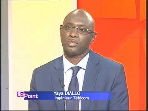 Economie numérique au Sénégal: Intervention de Yaya Diallo, DG Groupe IDYAL-lePoint RTS-04032015